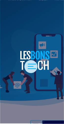 Aperçu site web LesBonsTech
