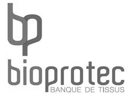 Logo Bioprotec noir et blanc