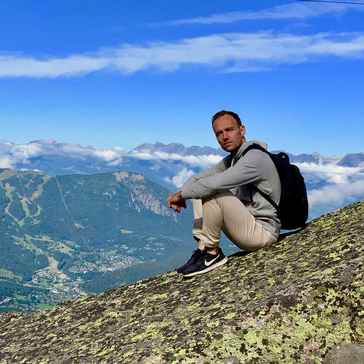 Portrait de Emmanuel Chappat Full-Stack JS Developer Pepitelab