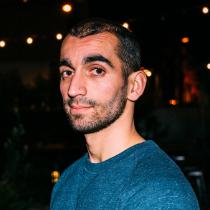 Portrait de Grégory Giovannone CEO et associé Pepitelab
