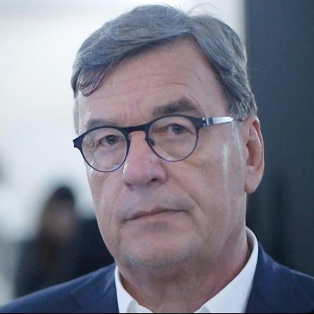 Portrait de Jean-Claude Michel Président Pepitelab