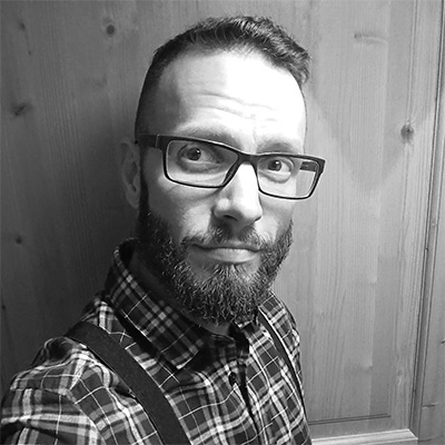 Portrait de Jonathan Paterne Front-End Developer Pepitelab